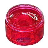 KirinStores Slime | Fluffy Slime Crystal Slime Rice Slime Fluffy Slime 5 oz (35 Pink)