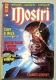 Scarica Libro Mostri n 11 Tutto sui Vampiri Cliff Mick 2 o ep 4 fumetti completi (PDF,EPUB,MOBI) Online Italiano Gratis
