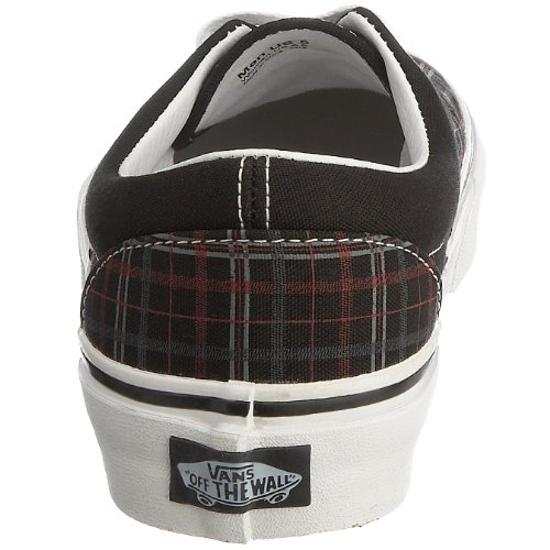 Vans Unisex Era (TM Plaid SP10) schwarz/chili pepper vew40yj 5 UK TM PLAID SP10 Black/Chili Pepper