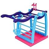 Gusspower Interaktive Baby AFFE Klettergerüst, AFFE Klettern Stehen Spielzeug Schwingen Jungle Swing Gym Playset AFFE Plattform