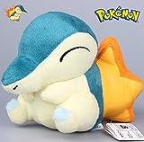 #7: Pokemon Cyndaquil Soft Plush Stuffed Animal Toy Teddy Doll - 14 cm