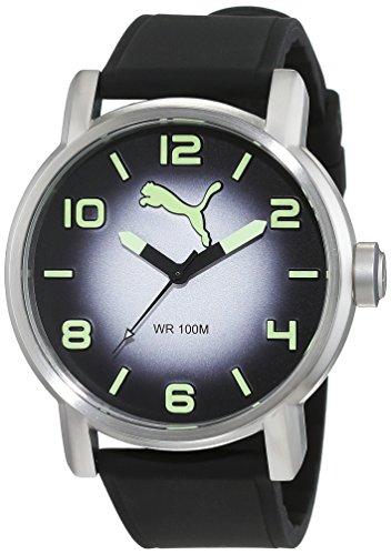 Hombre-reloj PUMA time 10414 - Gradient luminosa analógico PU104141002
