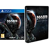 Mass Effect Andromeda + Steelbook (Exclusive to Amazon.co.uk) (PS4)