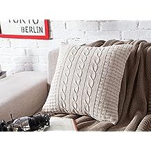 suchergebnis auf f r strick kissenh llen. Black Bedroom Furniture Sets. Home Design Ideas