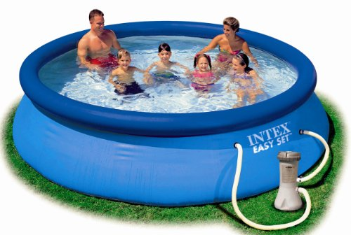 Intex 56422 Easy Set Quick Up Pool Intex 366 x 76 cm inkl. Filterpumpe