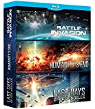 Coffret fantastique : humanity's end / last days of los angeles / battle invasion [Blu-ray]