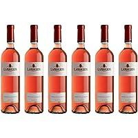 Lamberti Bardolino Chiaretto Classico DOC Santepietre 2017 trocken Wein (6 x 0.75 l)