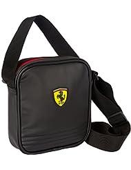 Ferrari Fanwear Collection - Bolso bandolera  negro negro