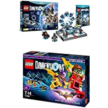 LEGO - Starter Pack Dimensions (Wii U) + LEGO Dimensions Story Pack: Batman Movie