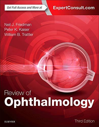 Review of Ophthalmology, 3e por Neil J. Friedman MD