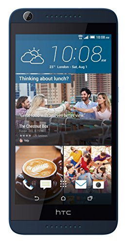 HTC Desire 626 SIM-Free Smartphone - Blue Lagoon
