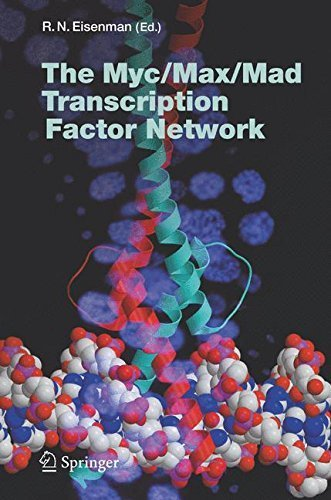 The Myc/Max/Mad Transcription Factor Network (Current Topics in Microbiology and Immunology) (2006-03-16) par unknown