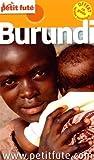 Guide Burundi 2015 Petit Futé