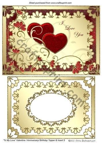 to-my-love-valentine-anniversario-compleanno-topper-insert5di-anna-babajanyan
