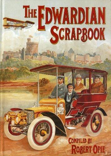 Edwardian Scrapbook by Robert Opie (2006-11-06)