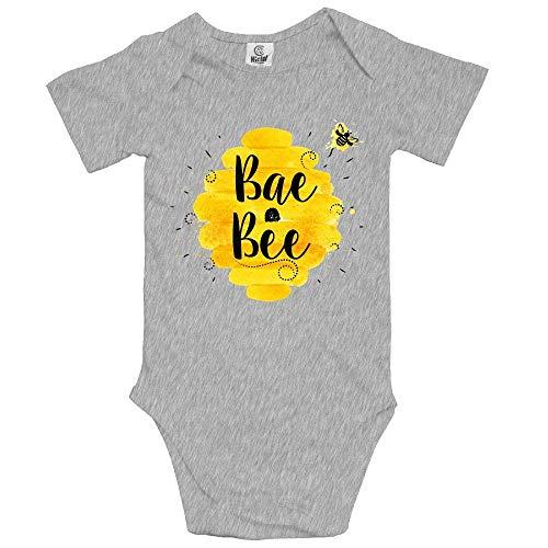 Bae Bee Honeycomb Strampelanzug Gap Cool Strampelanzug Neuheit Creeper -