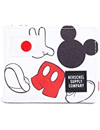 Herschel Portefeuille Roy Wallet Disney Mickey Mouse Col.White 10069-01039-OS