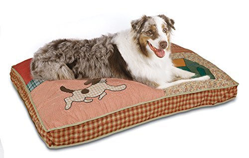 Dosckocil (Petmate) DDS27835 Quilted Novelty Dog Bed, 30 by 40-Inch by Dosckocil (Petmate)