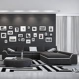 Innocent Wohnlandschaft Azuleum Corner schwarz/weiß