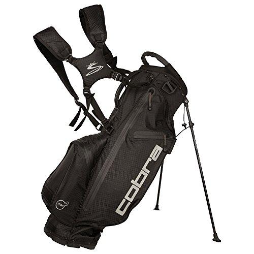 Cobra Golf Wasserdicht dry-tech tragende Stand Golf Tasche (schwarz) - Stand Cobra Bag