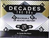 Nel 2013/14-Gioco The Decades-90 's-Scatola di carte collezionabili, Hockey