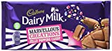 Cadbury Marvellous Collection Jelly Popping Candy Bar, 180...