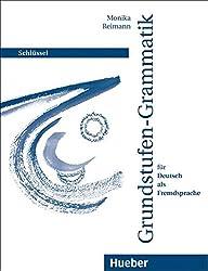 Grundstufen-Grammatik: Schlussel