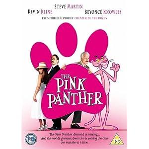 The Pink Panther [DVD] [Edizione: Regno Unito]