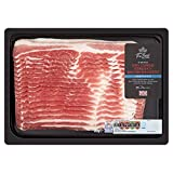 Morrisons The Best Dry Cure Unsmoked Streaky Bacon, 240 g
