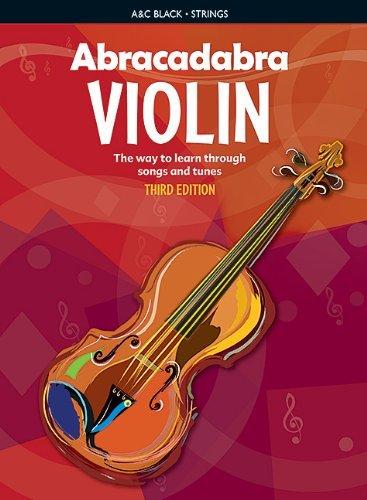 Abracadabra Violin (Pupil's book) (Abracadabra Strings) by Peter Davey (28-Oct-2009) Paperback