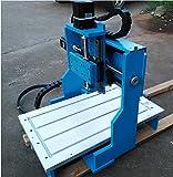 Gowe 1,5kW 4Axis Mini CNC Metall schneiden Maschine CNC Router Graviergerät CNC-Fräsmaschine