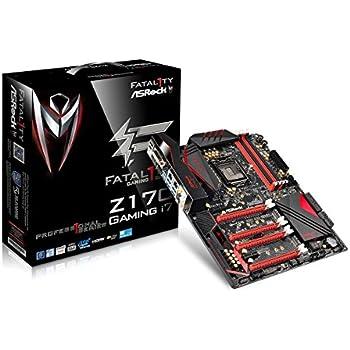 ASRock Z170 PROF. GAMING I7 Mainboard