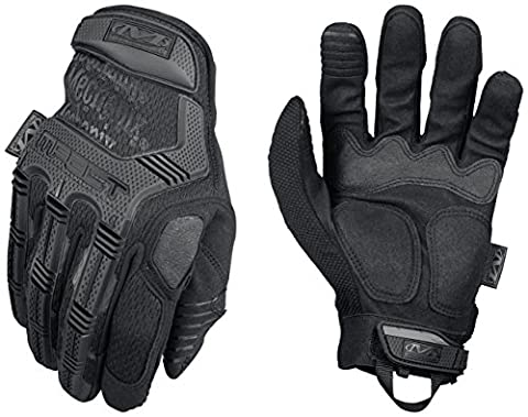 Mechanix Wear - M-Pact Covert Gants (Large, Noir)