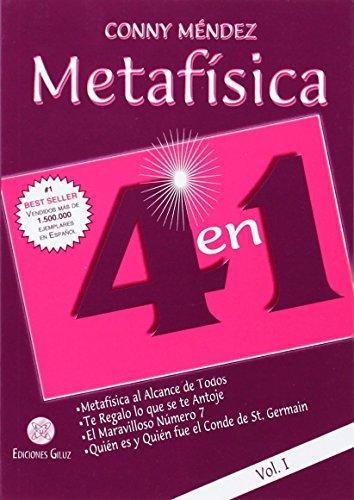 Metafísica 4 En 1 Vol 1 descarga pdf epub mobi fb2