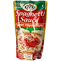 UFC Spaghetti Sauce Sweet Filipino Blend - 1 kg