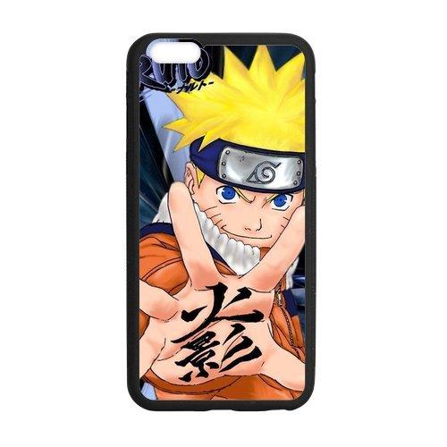 "iPhone 6Plus Coque, Naruto Series Apple iPhone 6Plus Housse Case Cover Coque en silicone skin Housse Coque Shell de protection pour iPhone 6Plus 5.5"""