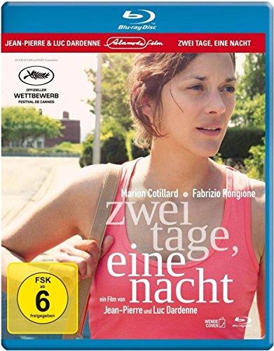 Zwei Tage, eine Nacht [Blu-ray] (Nacht Eine Film Zwei Tage)