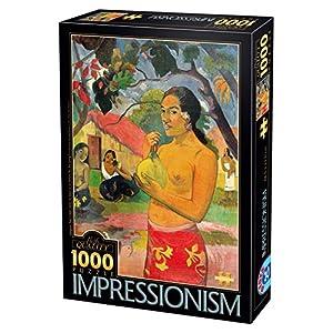 Unbekannt D de Toys 2-Puzzle 1000Paul Gau Guin