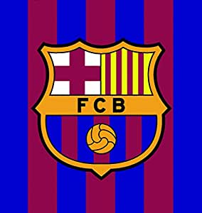 Football Champions Of National Leagues In America Coloring Pages - Barcelona bar 231 a beach towel giant double size 71 quot x71 quot 100