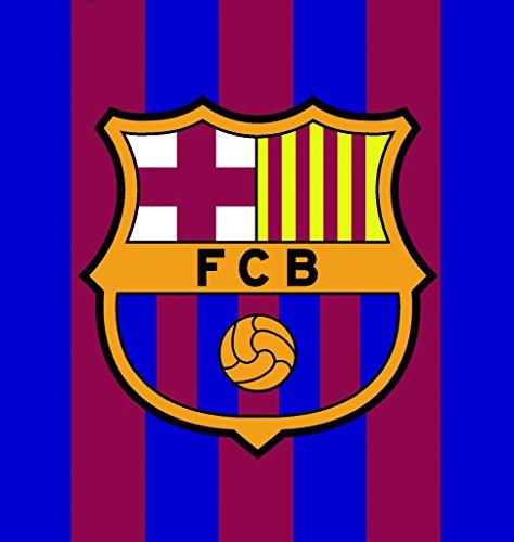 FCB TOALLA GIGANTE 180X180CM