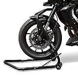 Motorrad Lenkkopf-Montageständer ConStands Vario inkl. Adapter Set 13-18mm