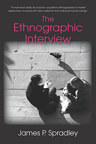 The Ethnographic Interview por James P. Spradley