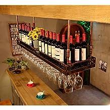 Estante para vinos Estante para Copas de Vino Estante para Copas de Vino Bar en casa