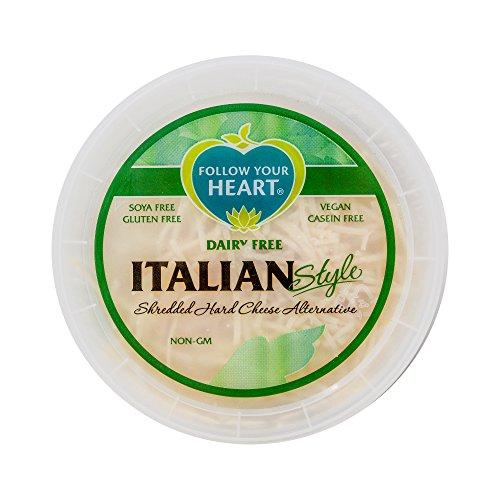 Follow Your Heart - À l'Italienne - râpé grossièrement