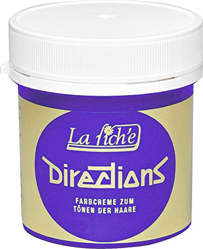 La Riche Unisex Semi Permanent Haarfarbe, neon blue, 1er Pack, (1x 89 ml)