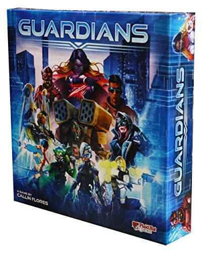 Plaid Hat Games PHG2700 Guardians, Mehrfarbig -
