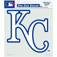 Kansas City Royals Die-Cut Decal - 8ft x8ft Color