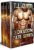 A Drogons' Fate Series - Books 1 - 3: With Bonus: Dream Alien