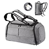 Bolsa Duffels de Gimnasio Deporte y Viaje con - Best Reviews Guide