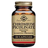 Solgar, Chromium Picolinate 500 ug Vegetable Kappenules, 60